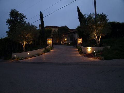 Landscape Lighting Newbury Park Fixtures