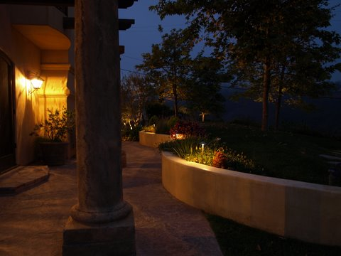 Landscape Lighting Newbury Park Outdoor Lighting